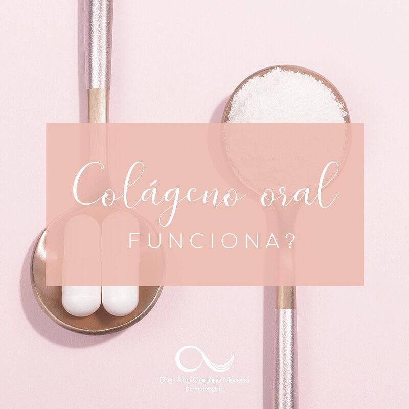 colágeno oral